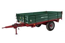 Traktorový príves 2.6 t