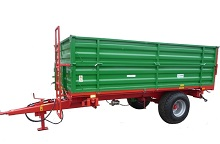 Traktorový príves 5 t