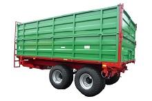 Traktorový príves 9.3 t